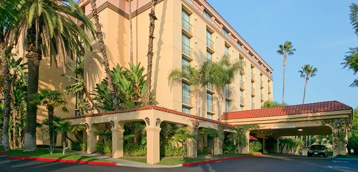 cazare la Embassy Suites Arcadia-pasadena Area