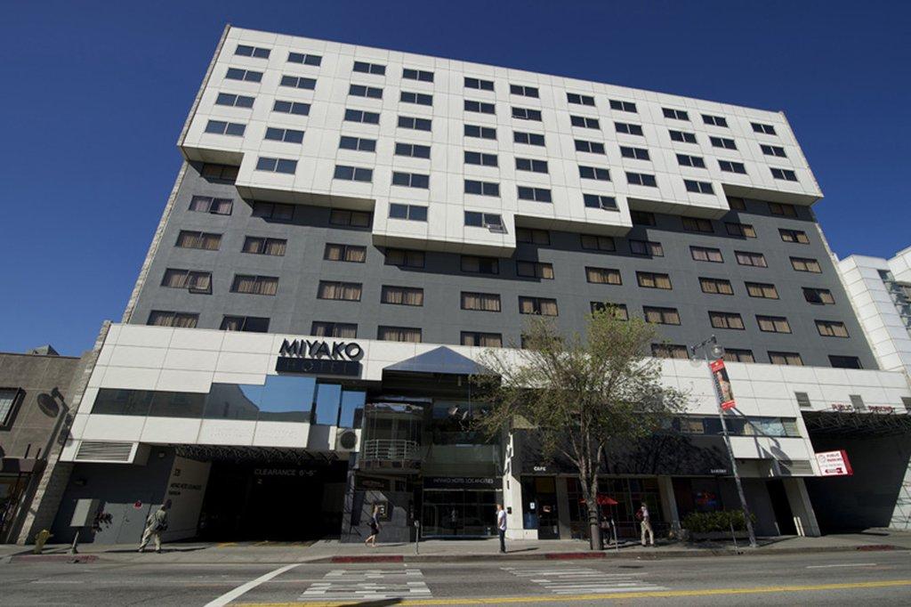 cazare la Miyako Hotel Los Angeles