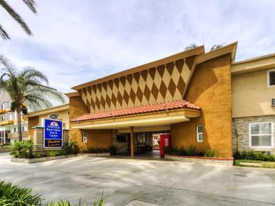 cazare la Americas Best Value Inn Suites Conv Ctr