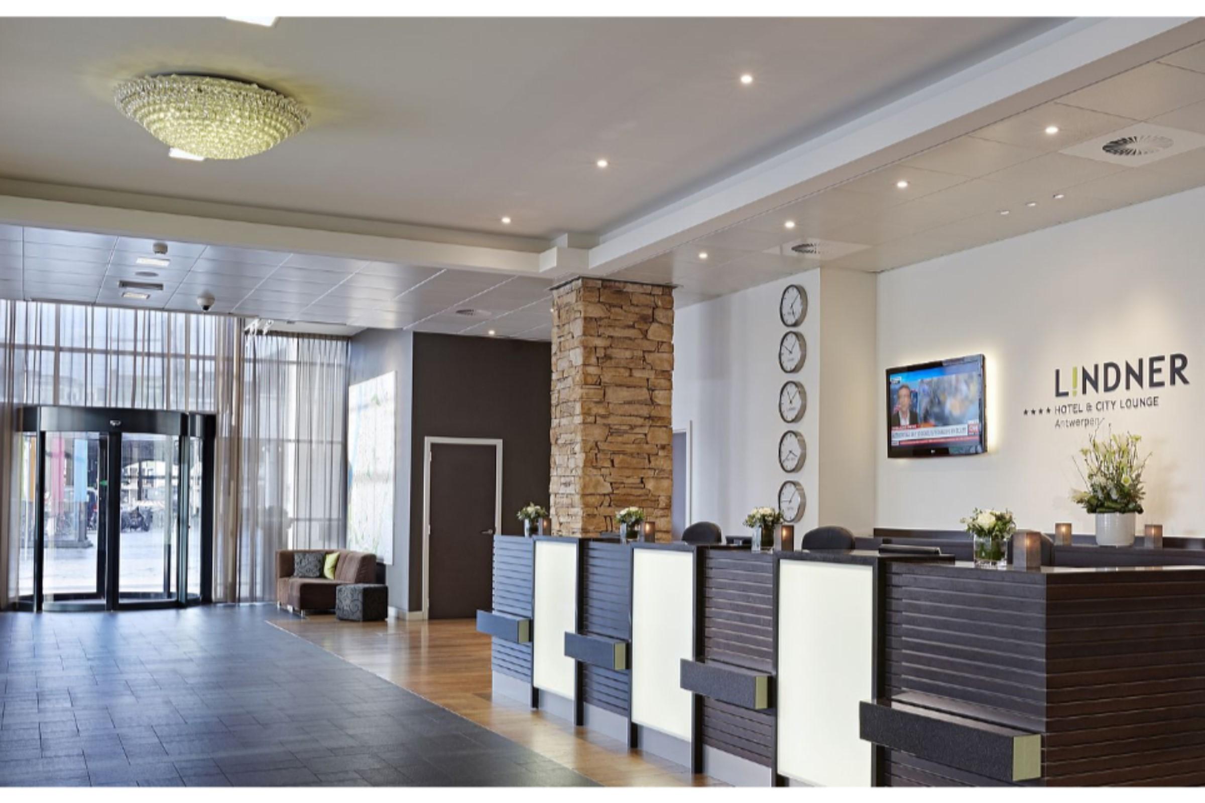 cazare la Lindner Hotel & City Lounge Antwerpen