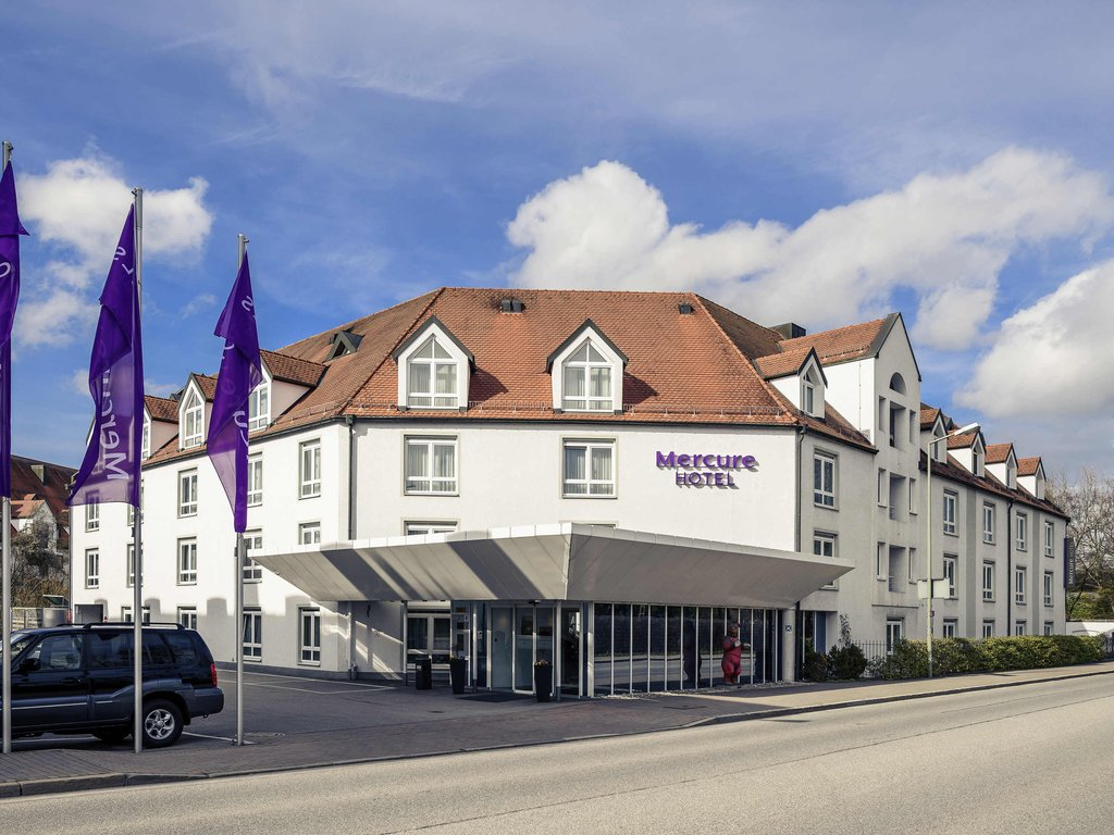 cazare la Mercure Hotel Munchen Freising Airport