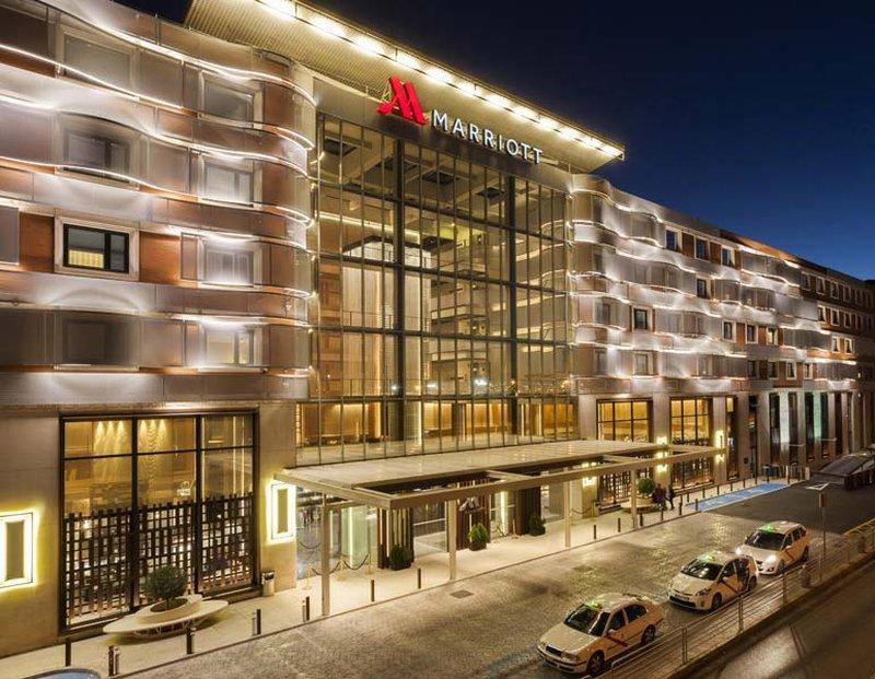 cazare la Madrid Marriott Auditorium & C