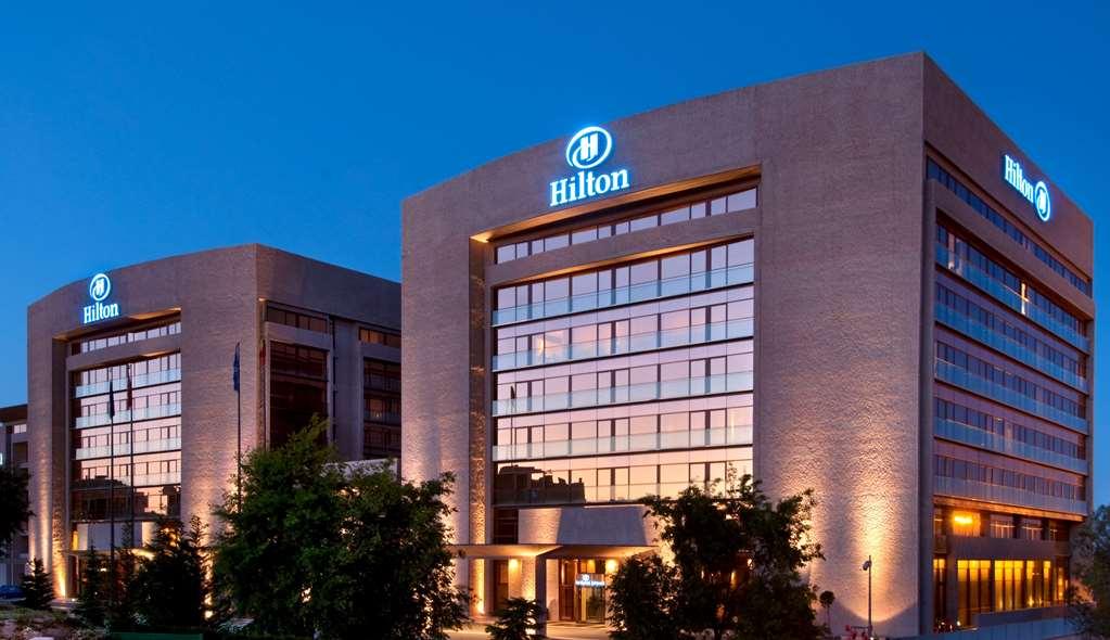 cazare la Hilton Madrid Airport
