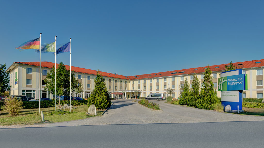 cazare la Holiday Inn Express Munich Airport