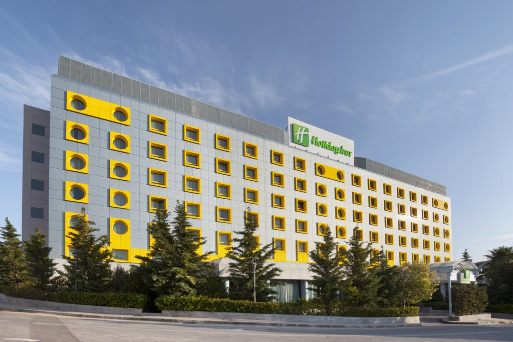 cazare la Holiday Inn Athens Airport