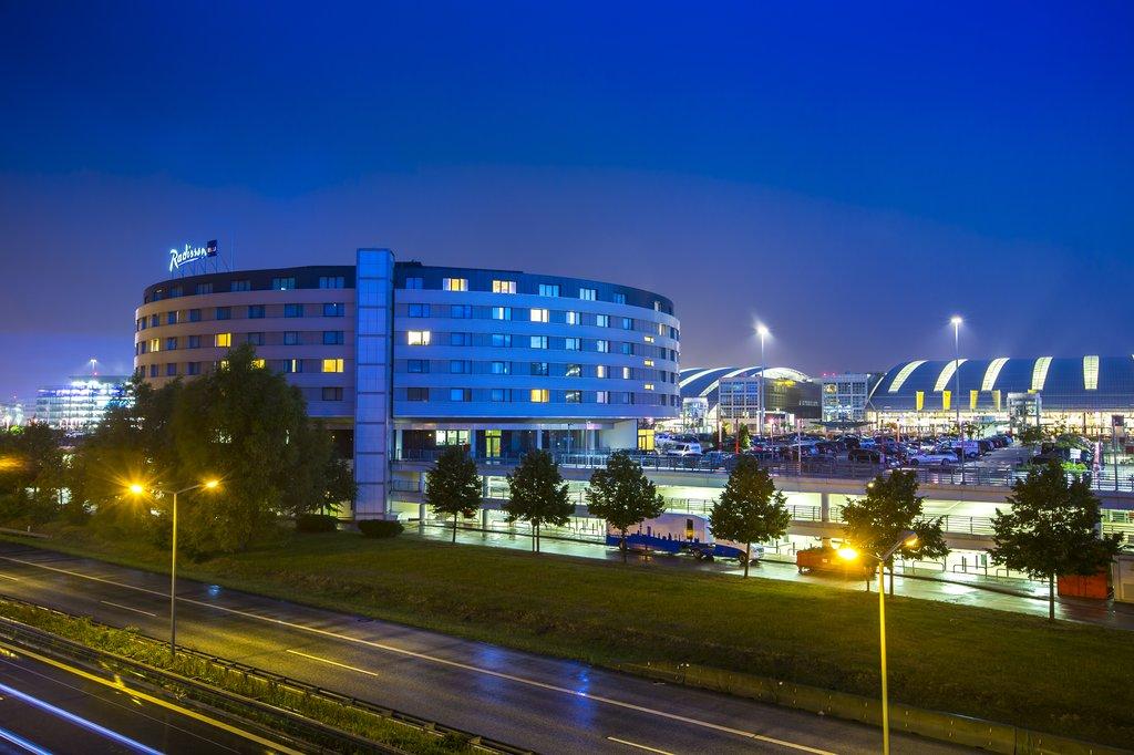 cazare la Radisson Blu Hotel, Hamburg Airport