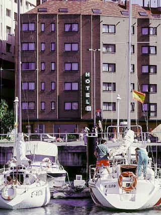 cazare la Hotel Pasaje, Gijón