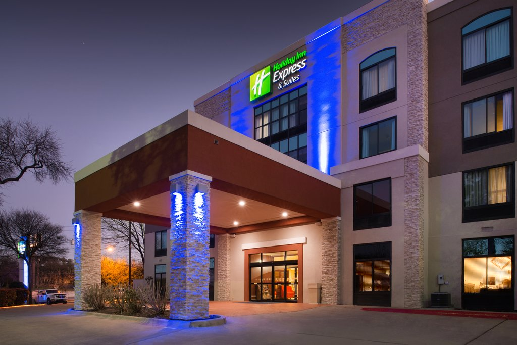 cazare la Holiday Inn Express And Suites Austin North Centra