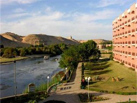 cazare la Pyramisa Isis Island Aswan Resort