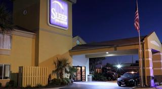 cazare la Sleep Inn & Suites Waccamaw Pines