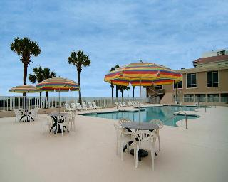 cazare la Econo Lodge Inn & Suites Beach Front Central