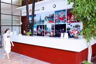 cazare la Siam Villa Suites Suvarnabhumi