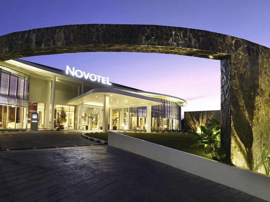 cazare la Novotel Banjarmasin Airport (opening End Of 2013)