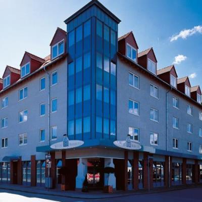 cazare la Residenz Hotel Oberhausen