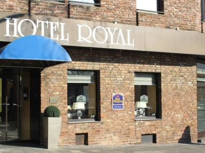 cazare la Best Western Hotel Royal