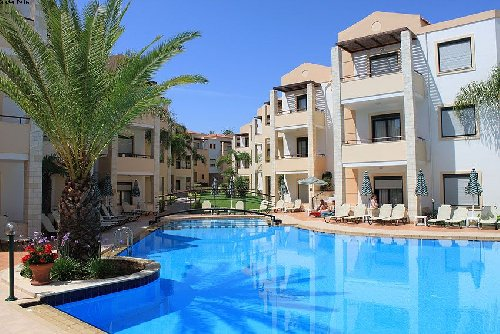 cazare la Creta Palm Hotel Apartments
