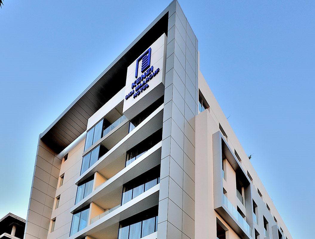 cazare la Kenzi Sidi Maarouf Hotel