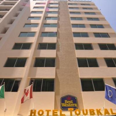 cazare la Best Western Hotel Toubkal
