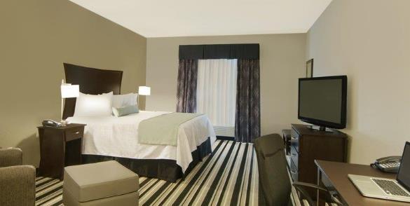 cazare la Best Western Plus Sand Bass Inn & Suites