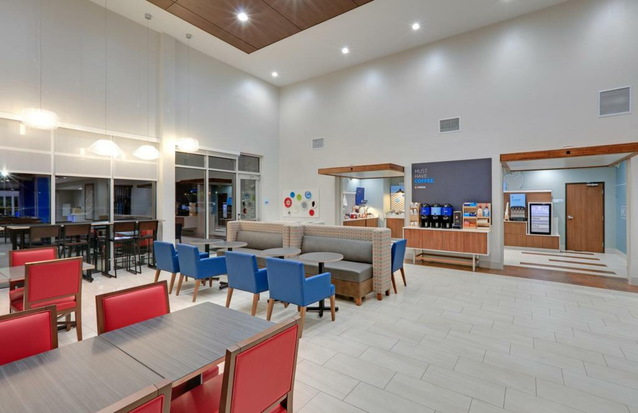 cazare la Holiday Inn Express And Suites Dallas - Northwest
