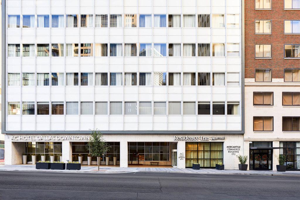 cazare la Ac Hotel Dallas Downtown