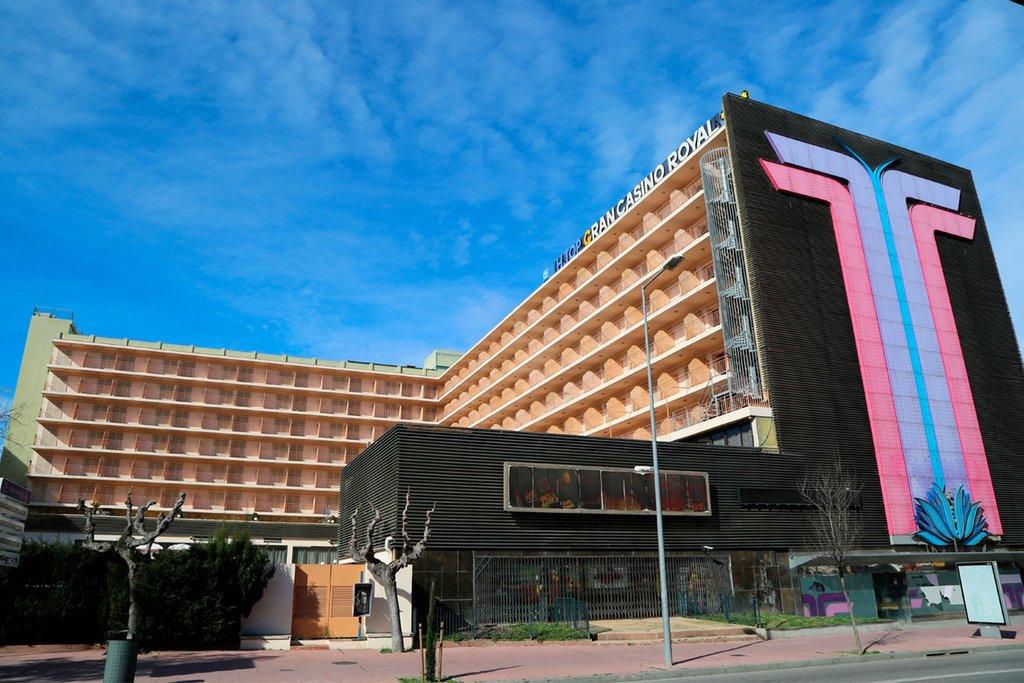 cazare la Htop Gran Casino Royal