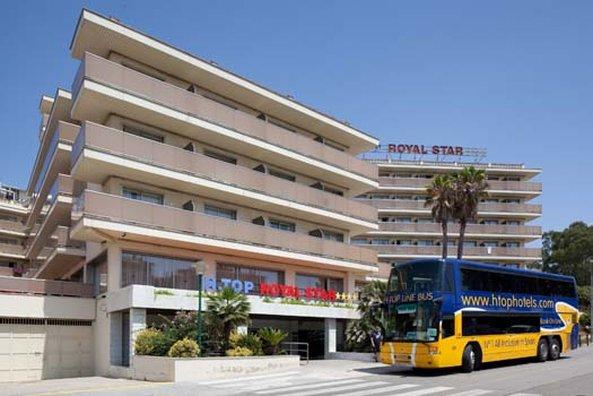 cazare la Htop Royal Star Hotel