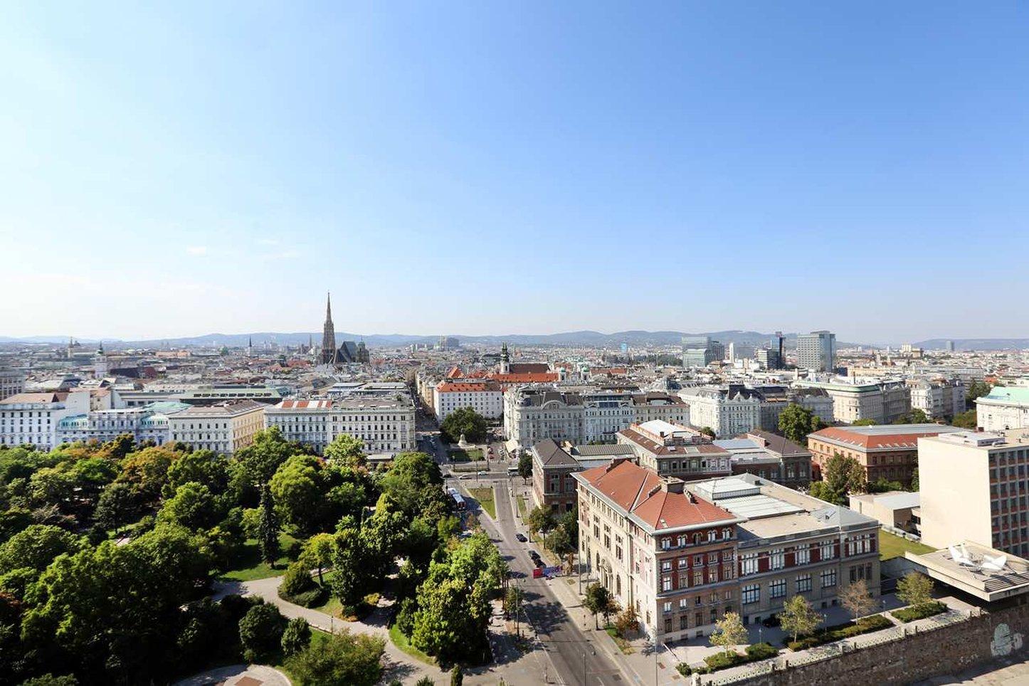 cazare la Hotel Hilton Vienna