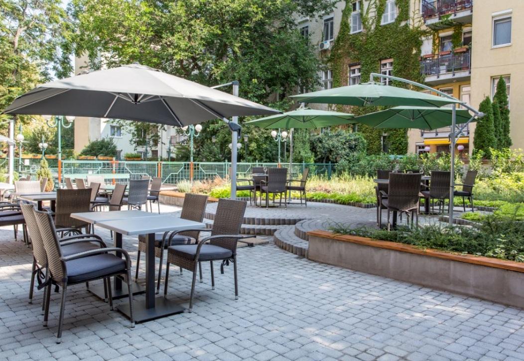 cazare la Corvin Hotel Budapest Corvin Wing