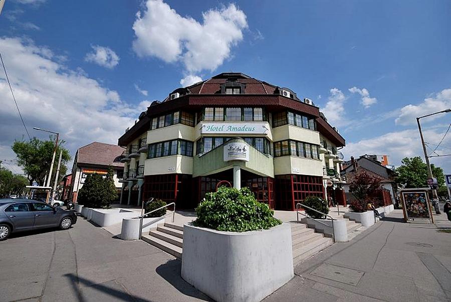 cazare la Hotel Amadeus