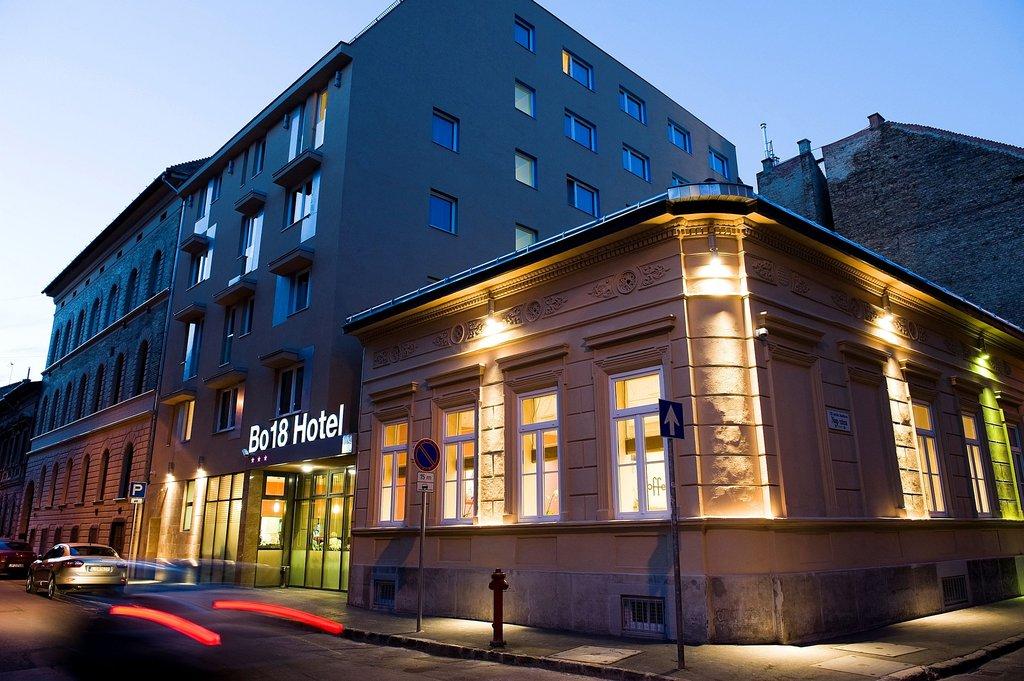 cazare la Bo18 Hotel Superior