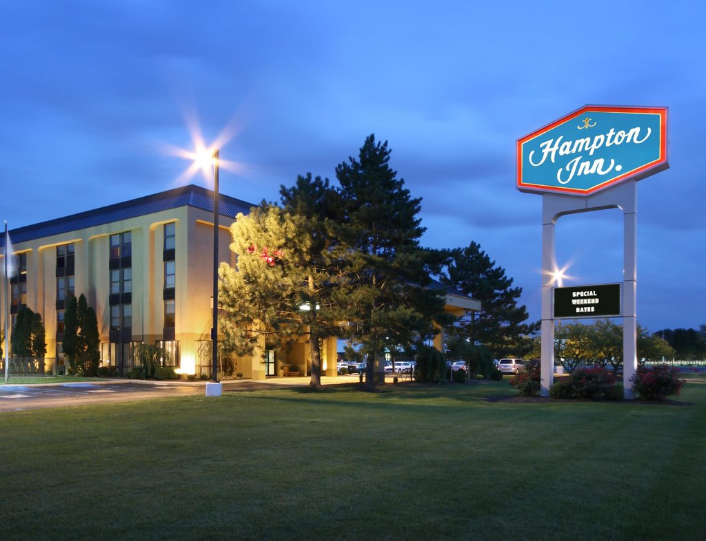 cazare la Hampton Inn Detroit/madison Heights/south