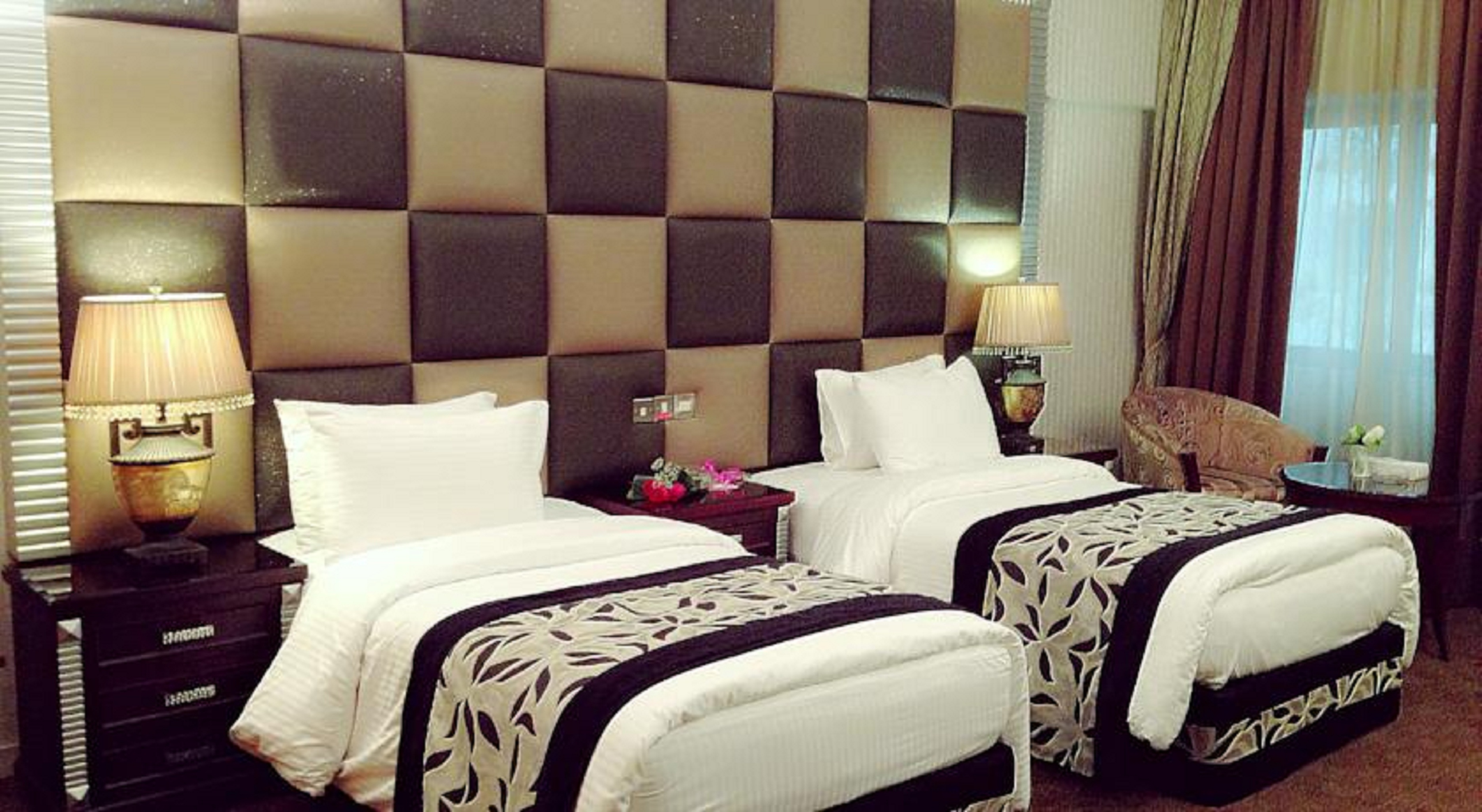 cazare la Abjad Grand Hotel