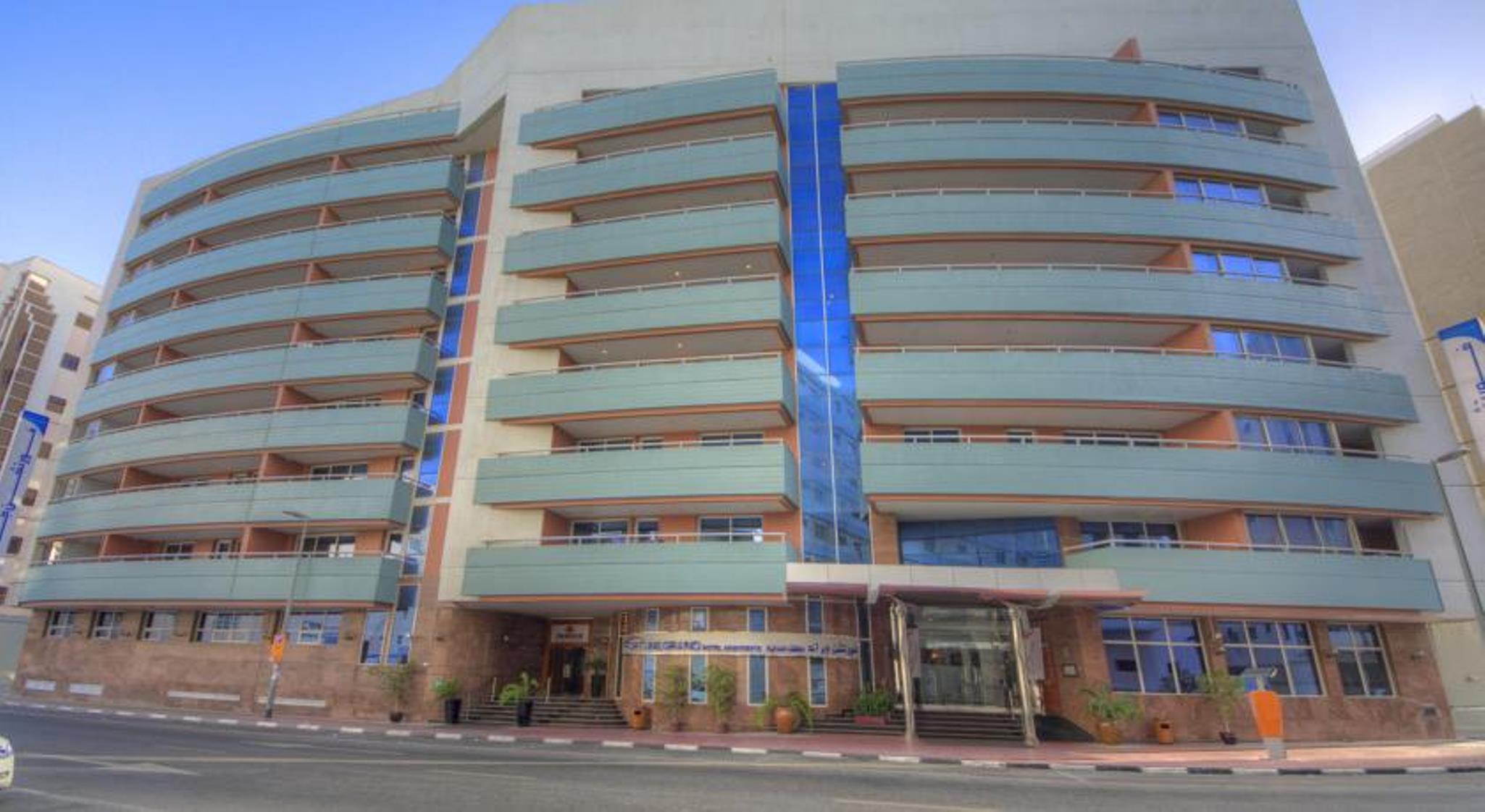 cazare la Fortune Grand Hotel Apartments