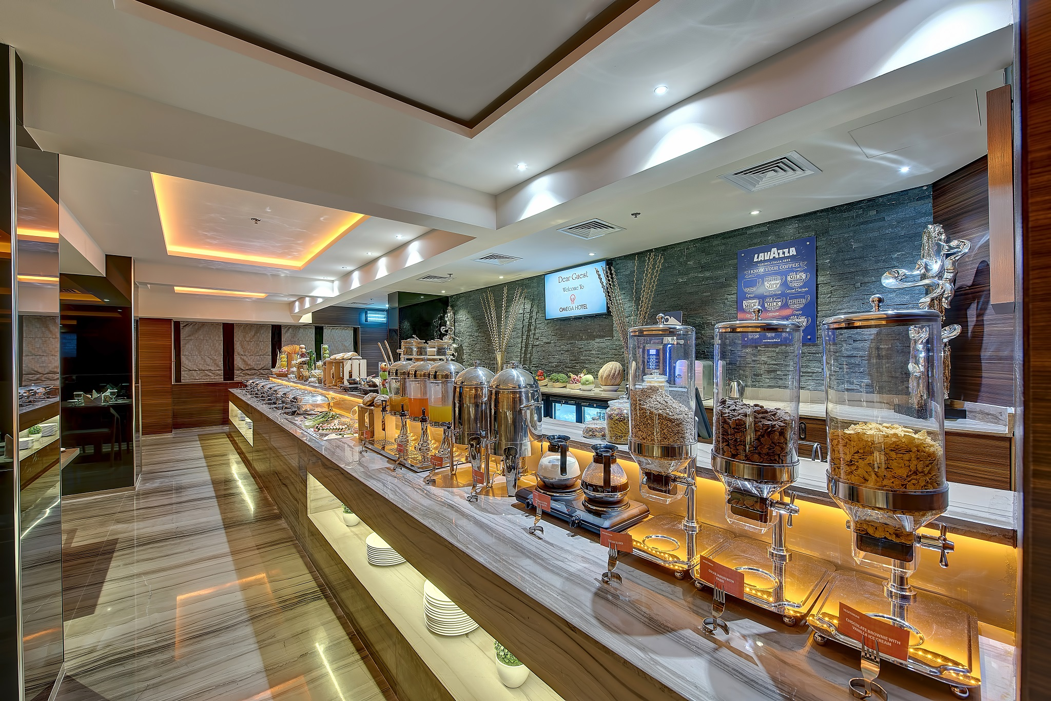 cazare la Omega Hotel Dubai