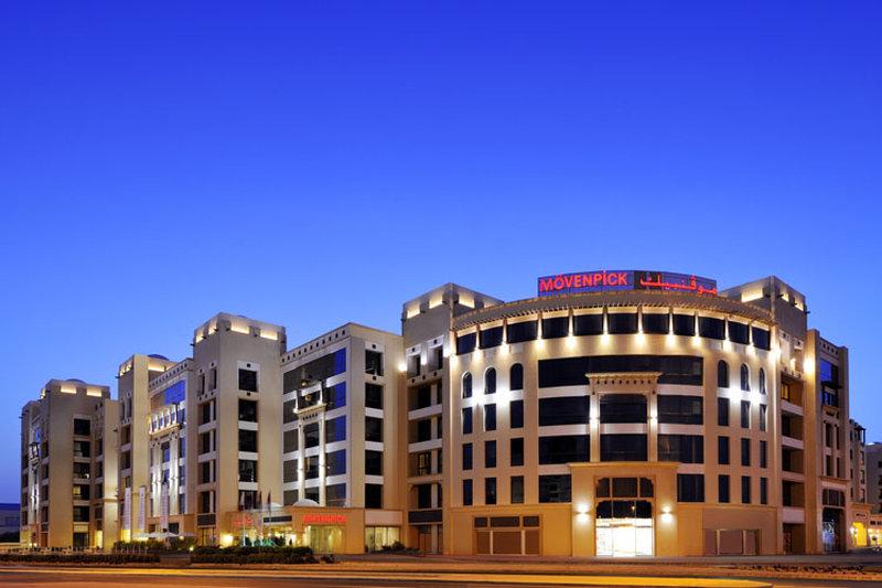 cazare la Movenpick Hotel Apartments Al