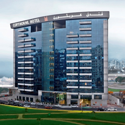 cazare la Copthorne Hotel Dubai (superior City View/ Room On