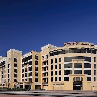 cazare la Movenpick Hotel Apartments Al Mamzar Dubai (superi