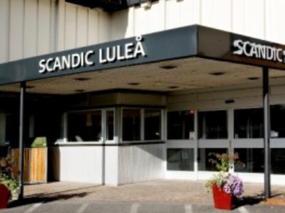 cazare la Scandic Lulea