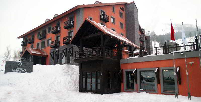 cazare la Dedeman Palandoken Ski Lodge