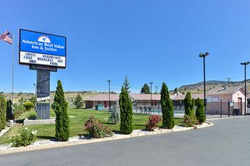 cazare la Americas Best Value Inn & Suites - Klamath Falls