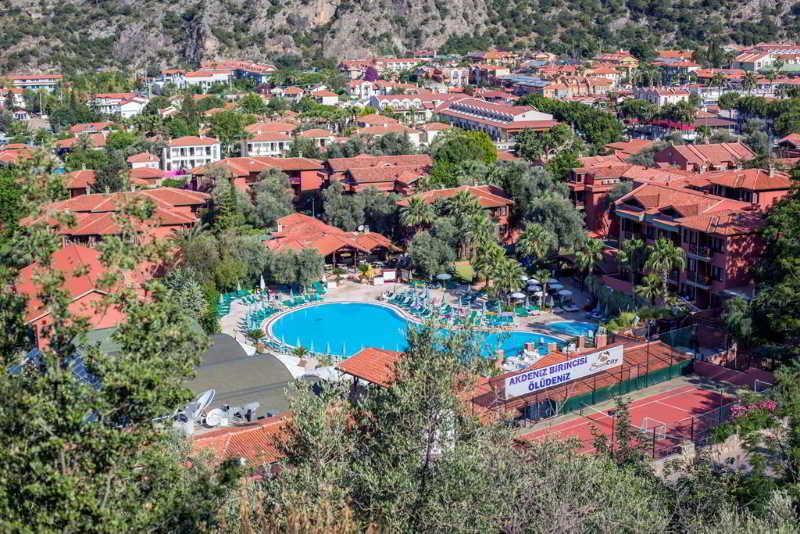 cazare la Sun City Hotel & Beach Club