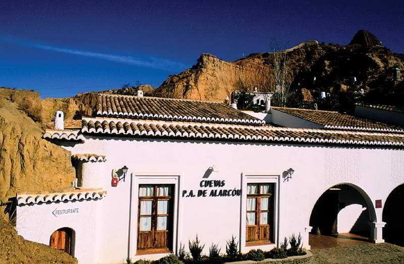 cazare la Cuevas Pedro Antonio Alarcon