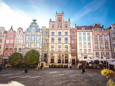 cazare la Radisson Blu Gdansk
