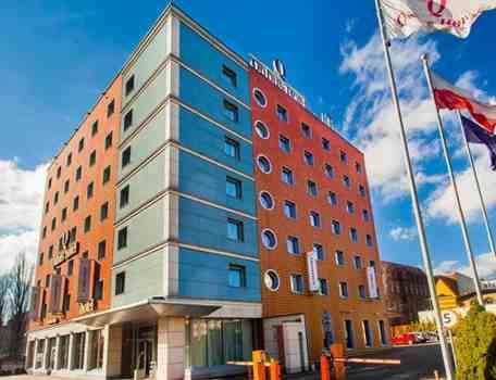 cazare la Qubus Hotel Gliwice