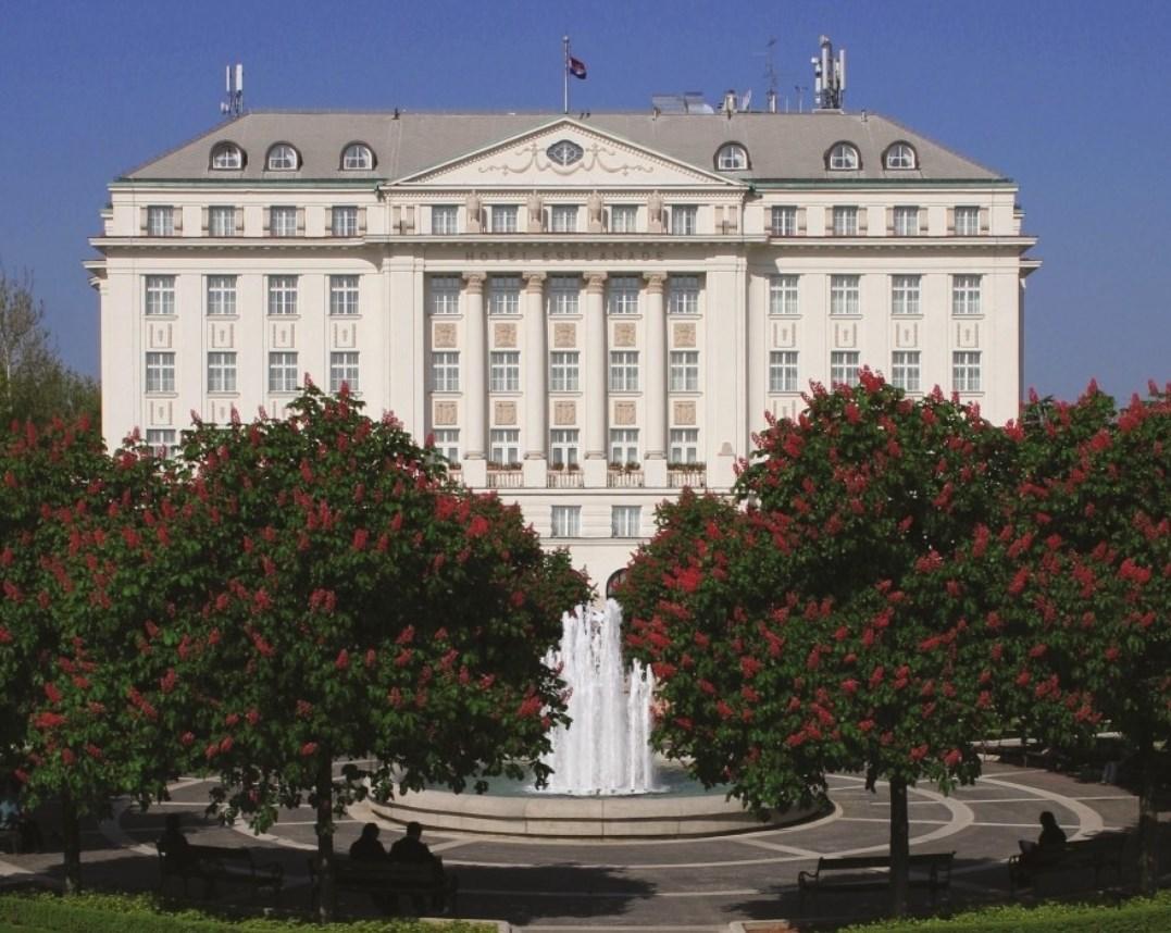 cazare la Esplanade Zagreb Hotel
