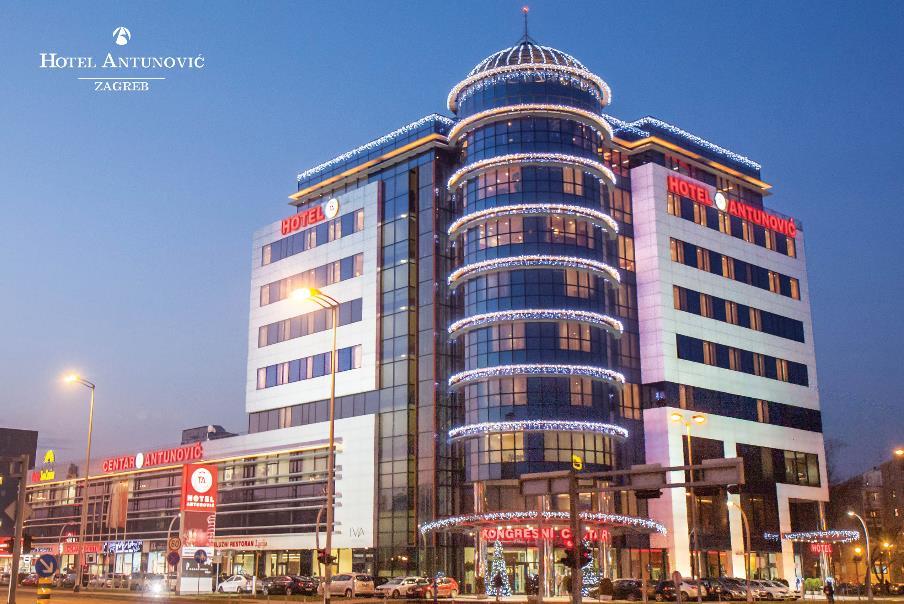 cazare la Antunovic Zagreb Hotel