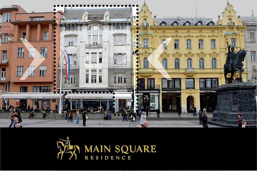 cazare la Main Square Residence