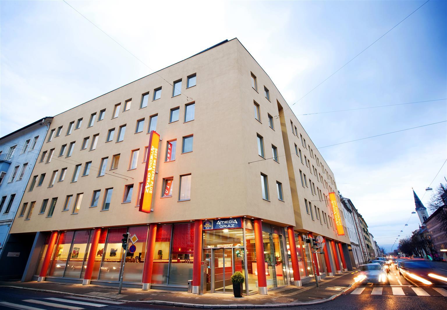 cazare la Best Western Plus Amedia Graz
