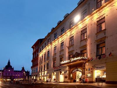 cazare la Palais Hotel Erzherzog Johann